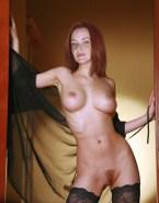 Annie Wersching Boobs Ginger Fake 001