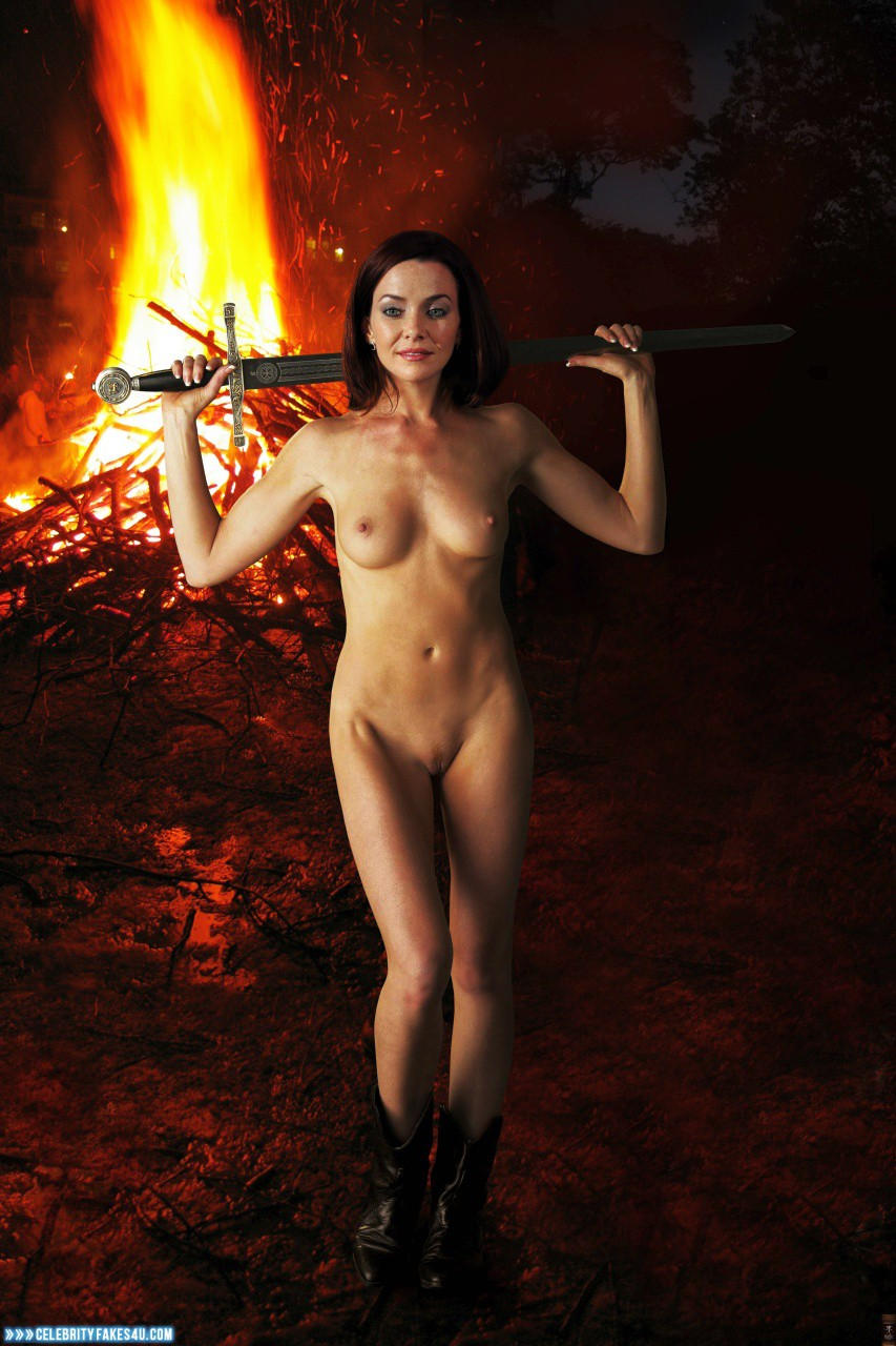 Annie wersching nude bosch s01e02 - 2 part 1