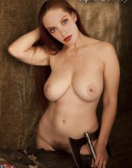 April Bowlby Busty Nudes 001