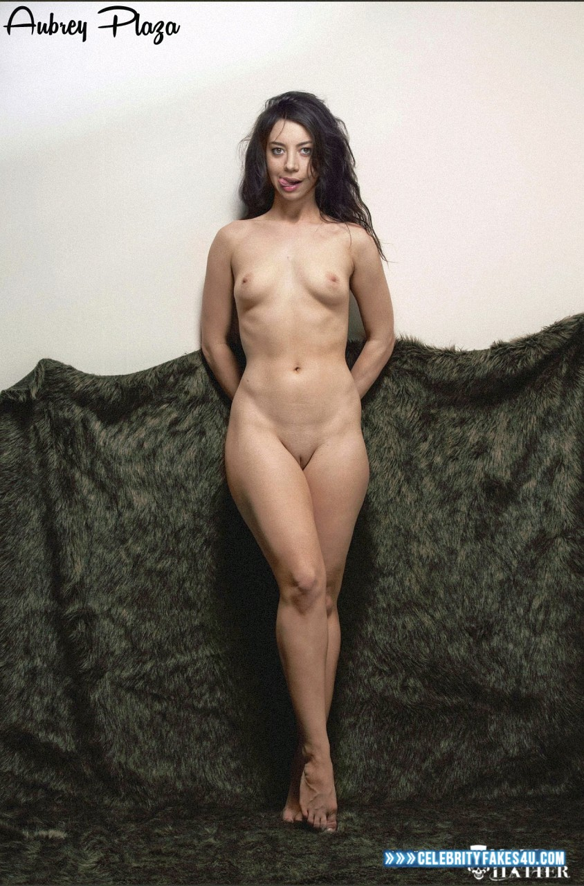 Aubrey Plaza Nud
