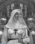 Audrey Hepburn Costume Big Tits Fake 001