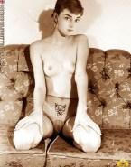 Audrey Hepburn Tits Fake 001