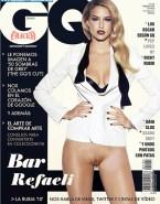 Bar Refaeli Vagina Magazine Cover Nudes Fake 001