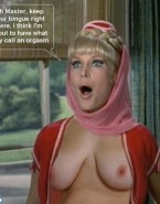 Barbara Eden Boobs I Dream Of Jeannie Naked 002