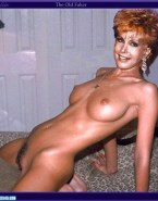 Barbara Eden Homemade Leaked Rubs Vagina Porn 001