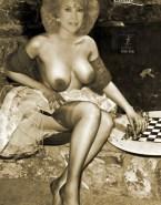 Barbara Eden Large Tits 001