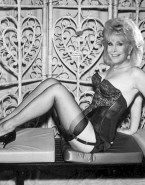Barbara Eden Lingerie Stockings Porn 001