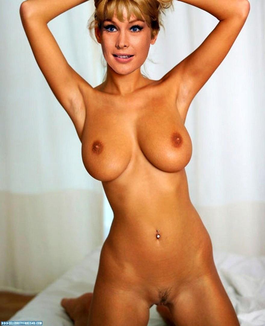 Nude barbra eden
