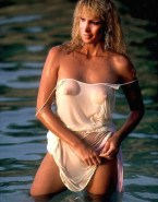 Barbara Eden See Thru Wet Nudes 001