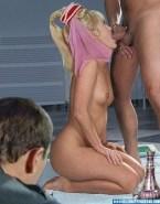 Barbara Eden Blowjob Boobs Sex 001