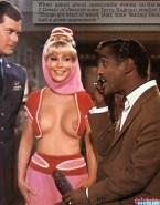 Barbara Eden Interracial Breasts Sex 002