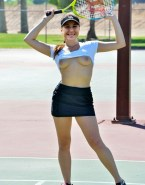 Belinda Bencic Skirt Flashing Tits Xxx 001