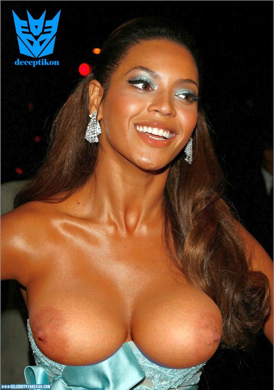 Beyonce naked tits