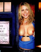 Billie Piper Shows Her Tits Doctor Who 001