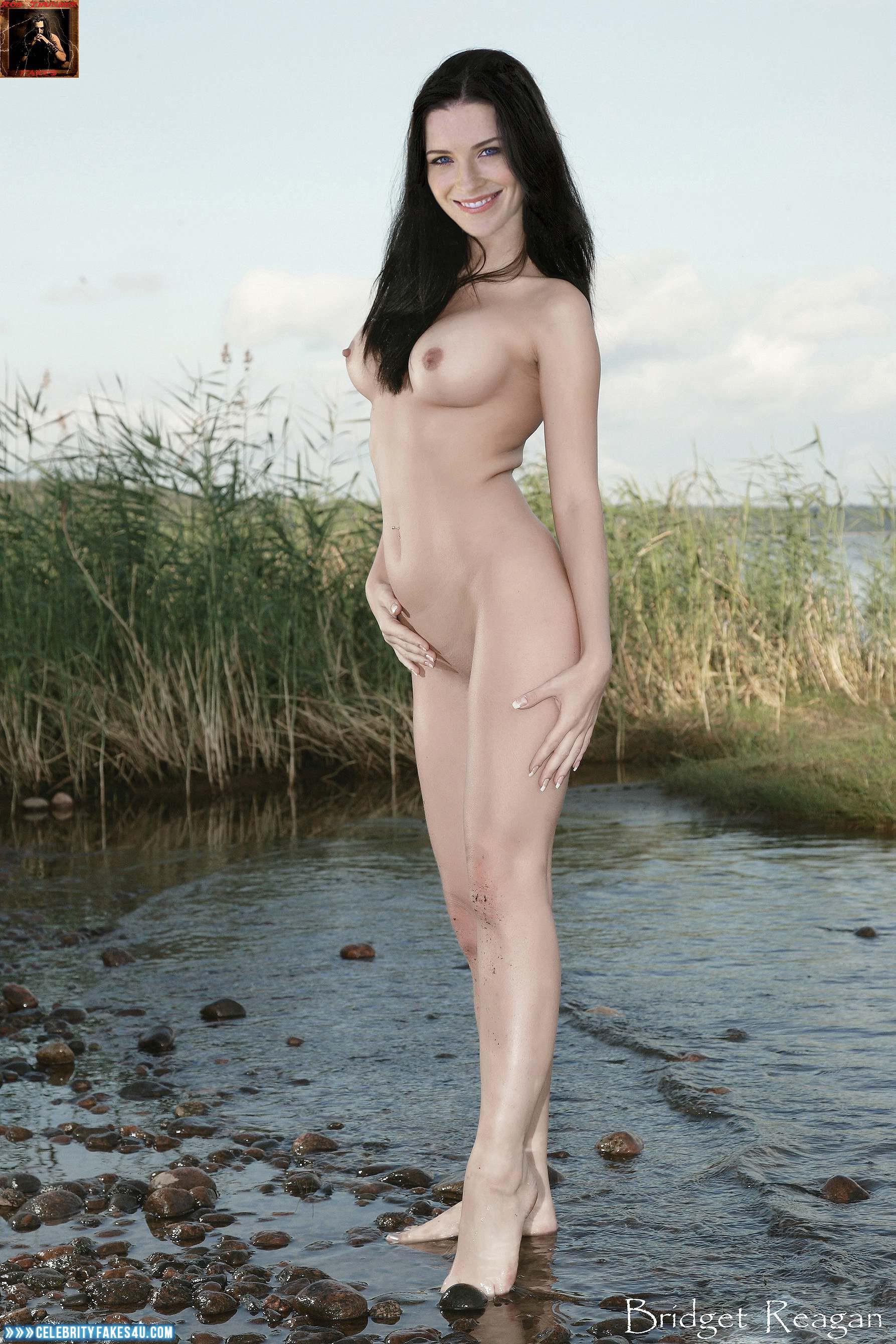 Bridget regan fake nude brilliant idea