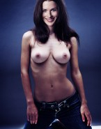 Bridget Regan Tits Topless 001