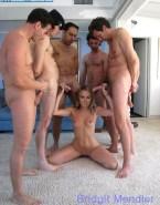 Bridgit Mendler Gangbang Handjob Porn Sex 001