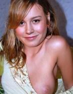 Brie Larson Boobs Flash Nsfw 001