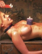 Britney Spears Bdsm Bondage Naked 001