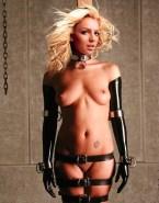 Britney Spears Latex Bdsm Fakes 001