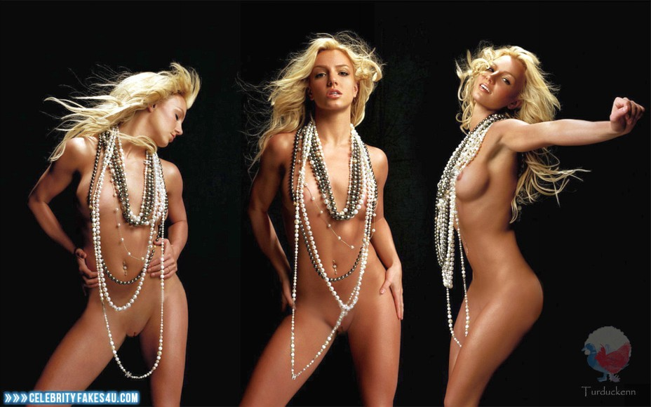 Britney spear naked video