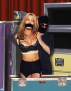 Britney Spears Nice Tits Bondage 001