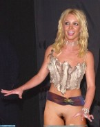 Britney Spears Pantiless 001