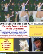 Britney Spears Wardrobe Malfunction Public Naked 001