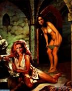 Brittany Murphy Undressing Lesbian Porn 001