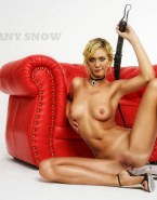Brittany Snow Legs Spread Pussy Nude Body Fake 001