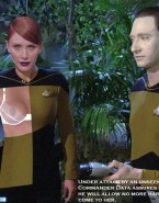 Bryce Dallas Howard See Thru Star Trek Fake 001
