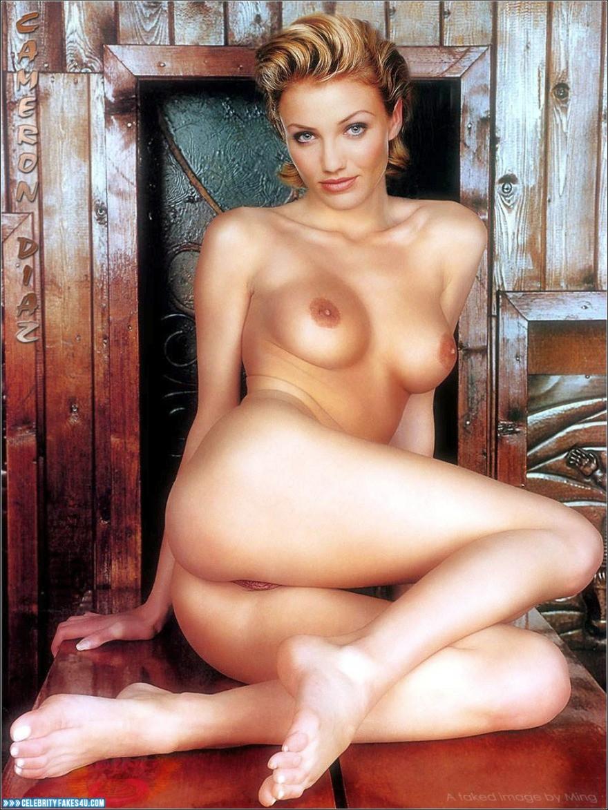 Cameron Diaz Fake, Ass, Nude, Tits, Porn