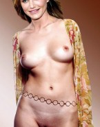 Cameron Diaz No Panties Nude Body 001