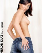 Cameron Diaz Sideboob Topless Nsfw 001