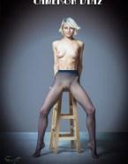 Cameron Diaz Stockings Tits Nude 001