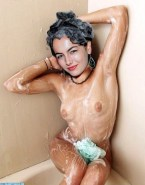 Camilla Belle Wet Breasts Fake 001