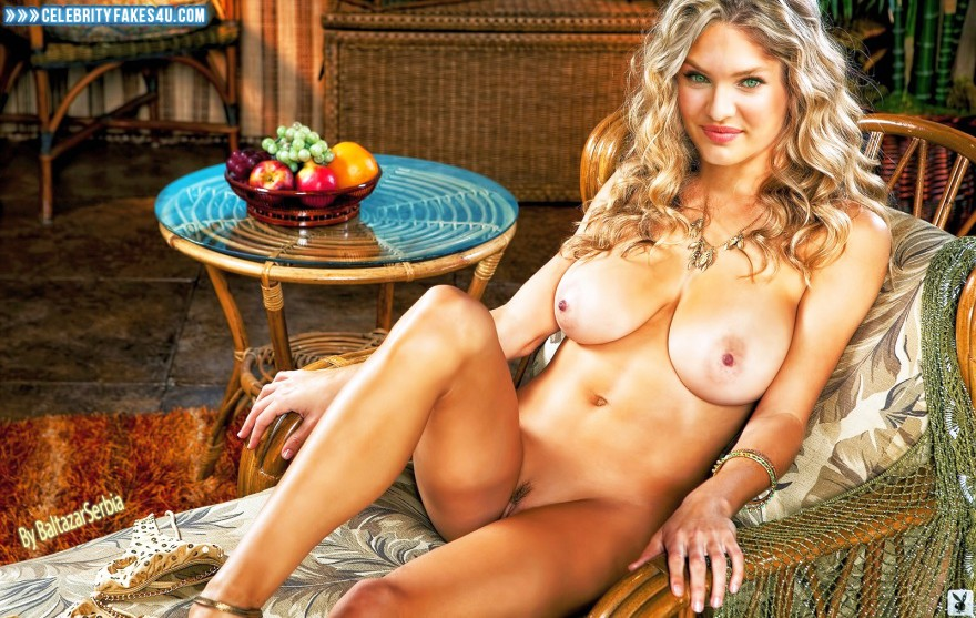 Candice Swanepoel Fake, Big Tits, Blonde, Tits, Porn