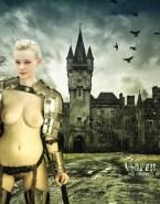 Carey Mulligan Boobs Blonde Fake 001