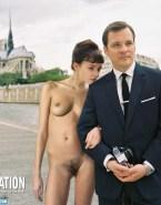 Carey Mulligan Boobs Public Naked Fake 001