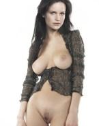 Carla Gugino Pantiless Nice Tits Nsfw 001