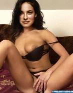 Caroline Dhavernas Tight Spread Pussy 001