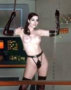 Carrie Anne Moss Bondage Bdsm Naked 001