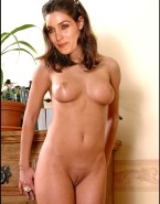 Carrie Anne Moss Naked Body Breasts 001