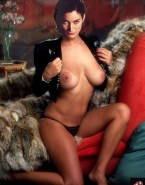 Carrie Anne Moss Thong Hot Tits Nudes 001