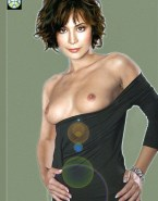 Catherine Bell Boobs Exposed Nudes 001