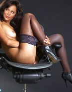 Catherine Bell Stockings Exposed Tits 001