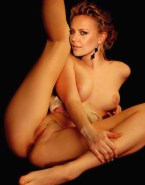 Charlize Theron Pussy Camel Toe Fakes 001