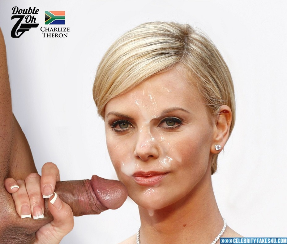 Nude Charlize Theron Xxx