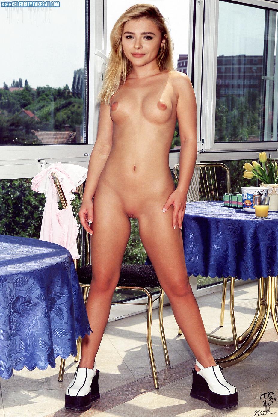 Chloe grace moretz fake nude
