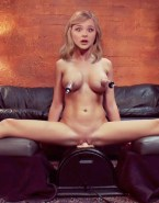 Chloe Grace Moretz Sybian Nipple Suction Sex Fake-001
